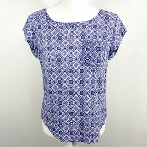 Willi Smith Top Size Small